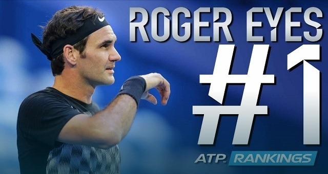 Federer megcélozta a világelsőséget. - Fotó: ATP