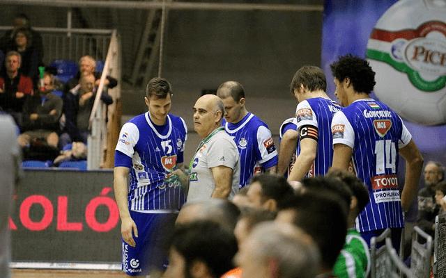 Az esélytelenek nyugalmával léphet pályára a Szeged. - Fotó: Facebook