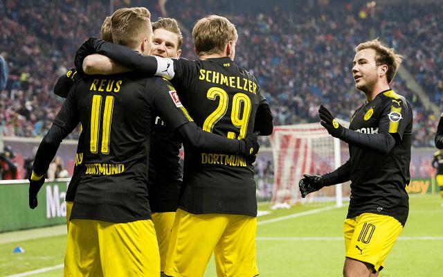 Többek közt a Dortmunddal nyernénk csütörtökön. - Fotó: Twitter
