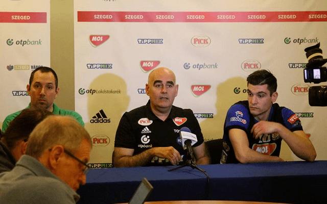 Barcelonában zárja a BL-csoportkört a magyar ezüstérmes. - Fotó: Facebook