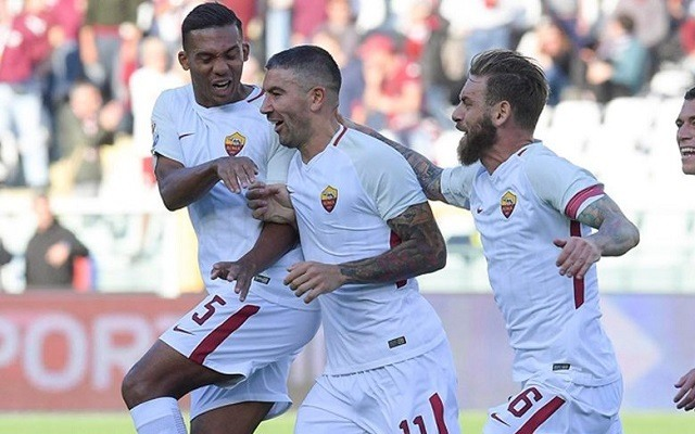 A magyar sportfogadók szerint teljesen háromesélyes a Roma-Juve derbi. - Fotó: Archív