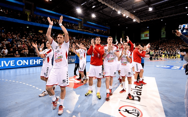 Többek közt a Veszprém meccsével nyernénk szombaton. - Fotó: Facebook