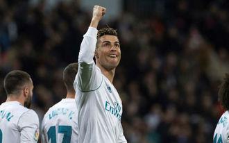 A számok Ronaldo 50. mesterhármasa mögött