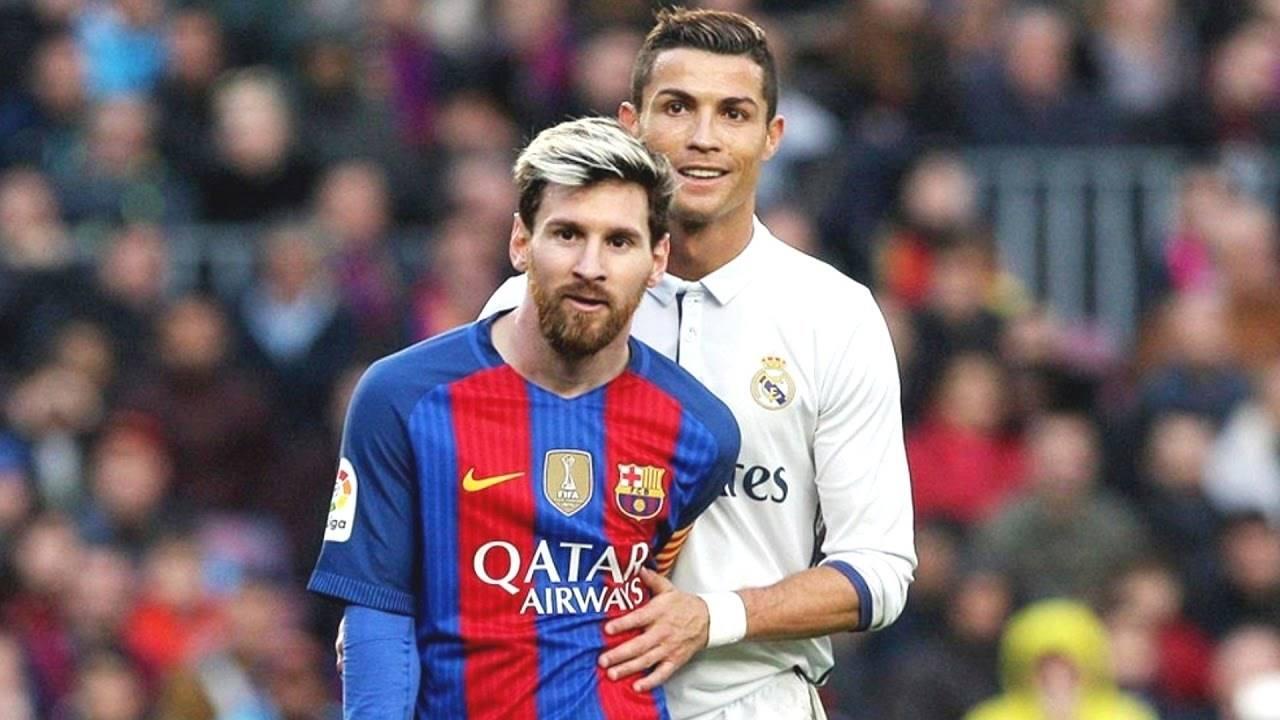Messit és Ronaldót TV-ben biztosan nem láthatod a hétvégén. - Fotó: Archív