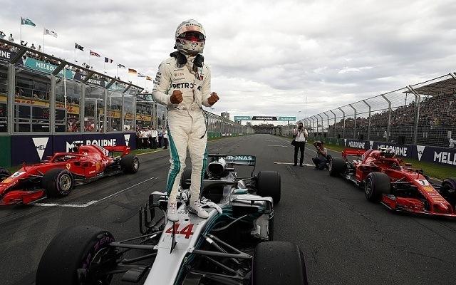 Hamilton az időmérőn rommá verte a mezőnyt, a futamban viszont pechje volt. - Fotó: F1