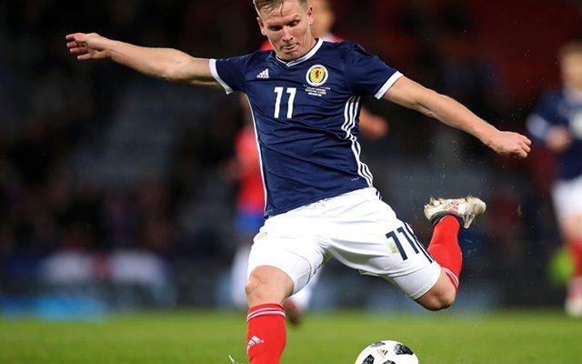 Costa Rica ellen akadozott a skótok szekére. fotó: Eurosport