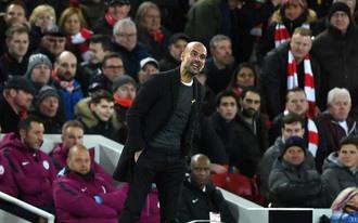 Guardiolától függ az Arsenal-City