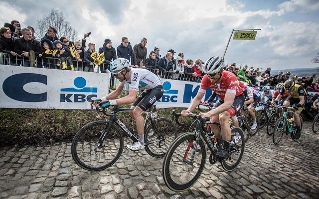 Degenkolb 2015 után ismét megnyerheti a Paris-Roubaix-t. - Fotó: Twitter