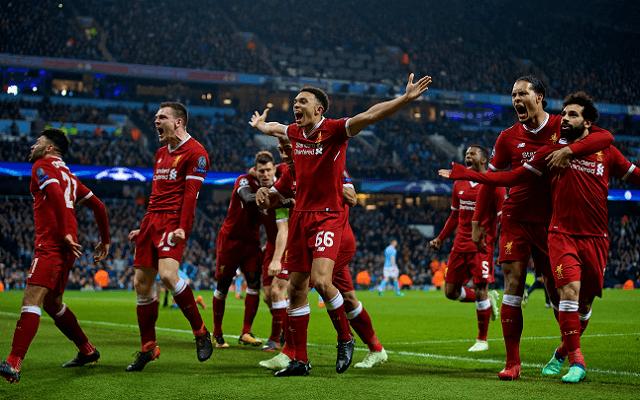 A Liverpoolnak egy pont kell az üdvösséghez. - Fotó: Twitter
