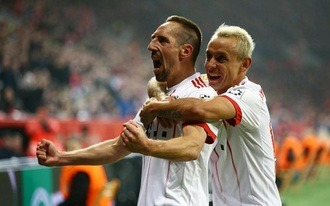 Országos kettes a Leverkusen-Bayern München derbi