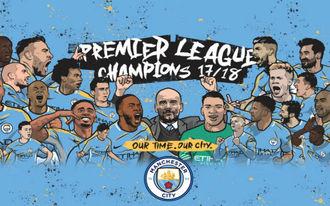 Elképesztő számok a City bajnoki címe mögött