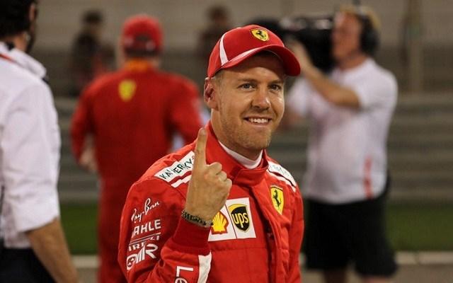 Kínában is Vettel lesz a leggyorsabb? - Fotó: Twitter