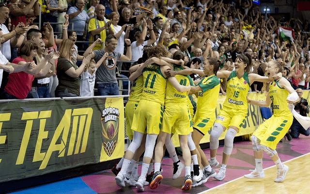 Többek közt a soproni csapatra is fogadunk. - Fotó: MTI