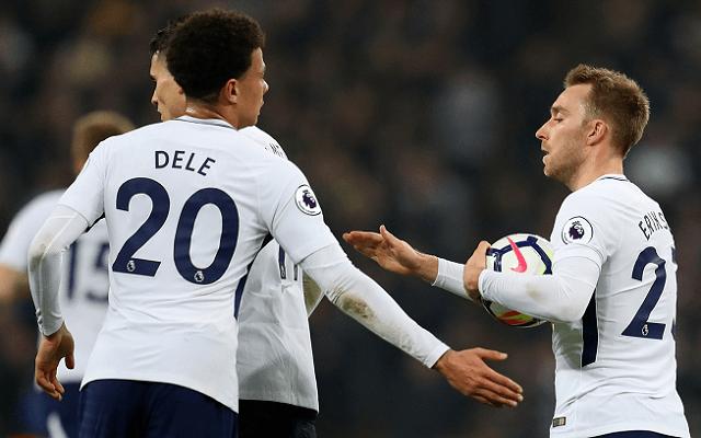 Többek közt a Tottenham sikerére fogadunk hétközben. - Fotó: Twitter