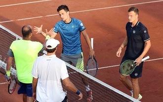 4-es oddsra hajtunk Fucsovics páros meccsén - napi tippek a budapesti tenisztornára