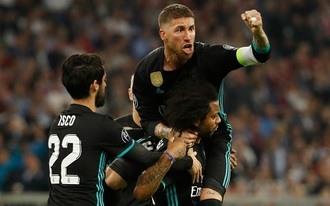 75 százalék, hogy továbbmegy a Real Madrid