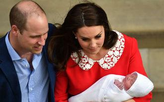 Nagyon befürödtek a fogadók az új Royal Babyvel