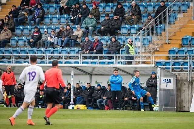 Vajon Artner Tamás ezúttal kifőz valamit? / fotó: ZTE FC - facebook.com