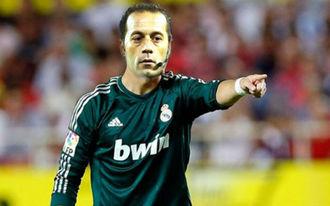 Nagyon szeretnék, hogy a Real Madrid házi bírója vezesse a finálét