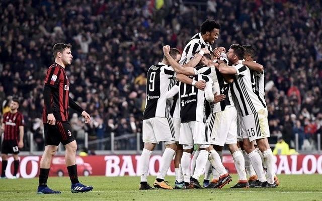 A Juventus az Olasz Kupa döntő favoritja. - Fotó: Twitter