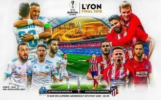 Minden, amit a Marseille-Atlético Madrid döntőről tudni érdemes