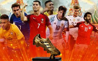 Ki nyeri a világbajnokság Aranycipőjét?