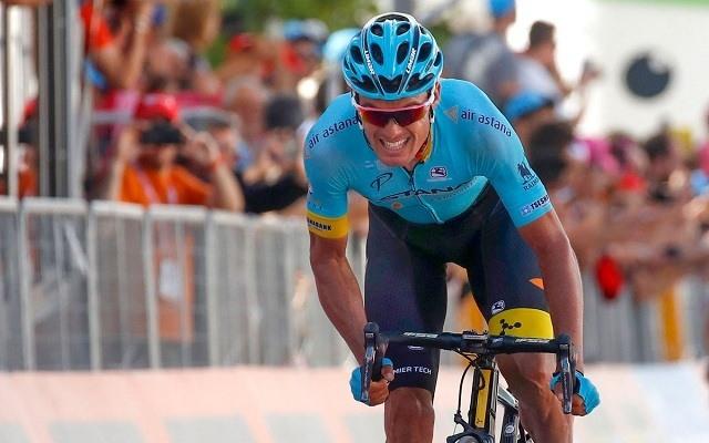 Sanchez a Tour de France után a Giro-n is szakaszt nyerhet. - Fotó: Twitter