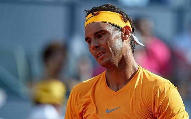 Nadalnak nem lesz könnyű dolga Fognini ellen. - Fotó: ATP