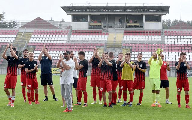 Érdekes meccsen búcsúzott a Sopron hazai közönségétől. - Fotó: Kisalföld