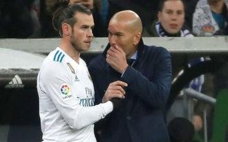 Beszédes, hogy ki az egyetlen Real-játékos, aki nem búcsúzott el Zidane-tól