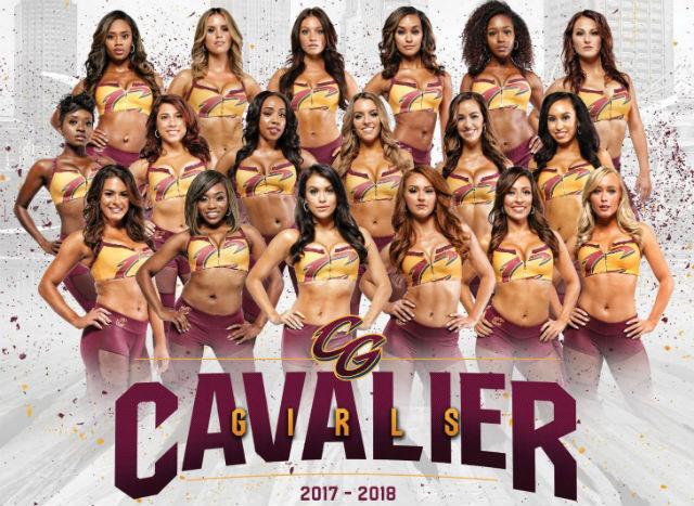 A hangulatért nem csak a csapat lesz felelős. fotó: Cavalier Girls Facebook