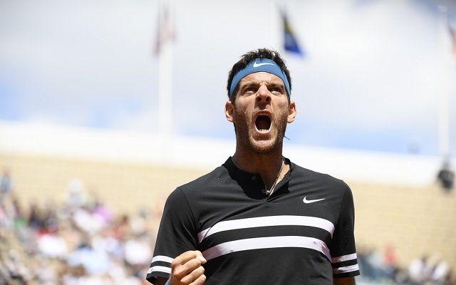 Mire lesz képes Del Potro Nadal ellen? - Fotó: ATP