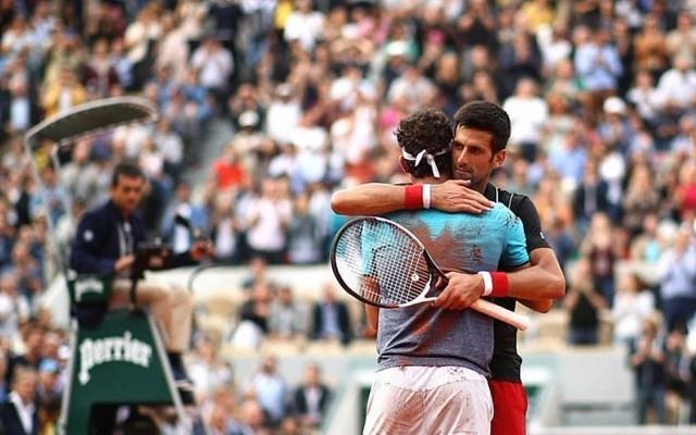 Cecchinato élete győzelmét aratta. - Fotó: ATP