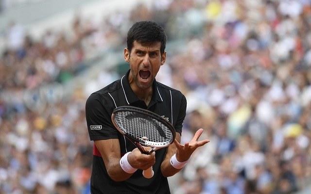 Feszült meccsen búcsúzott az egykori bajnok. - Fotó: ATP