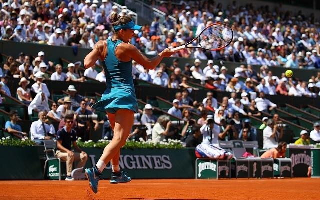 Révbe ér végre Halep vagy újabb Grand Slam-döntőt veszít el? - Fotó: WTA
