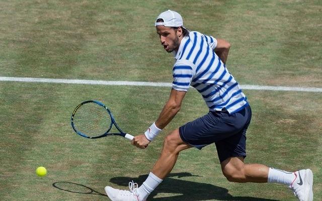 Feli Lopez az egyik leghatékonyabb játékos füvön. - Fotó: ATP