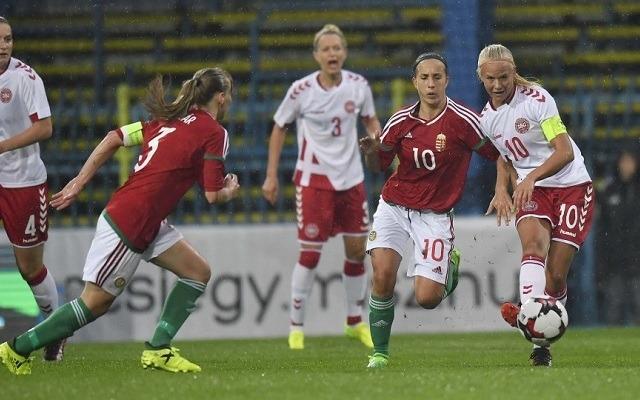 Dánia komoly favoritként várja a Magyarország elleni vb-selejtezőt. - Fotó: mlsz.hu