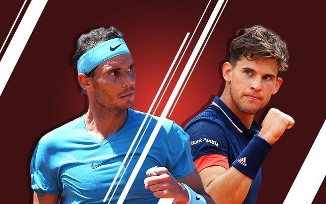Thiem először vagy Nadal tizenegyedszer? - Fotó: Roland Garros