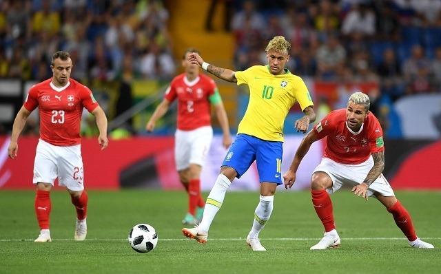 Neymarék beragadtak a rajtnál / Fotó: fifa.com