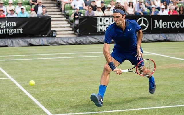 Tavaly nagy meglepetésre Federer már az első meccsén búcsúzott Stuttgartban. - Fotó: ATP