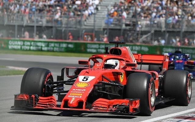 Vettel favoritként várja a futamot. - Fotó: F1