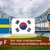 Lehetne más a tippünk a svéd-koreaira?