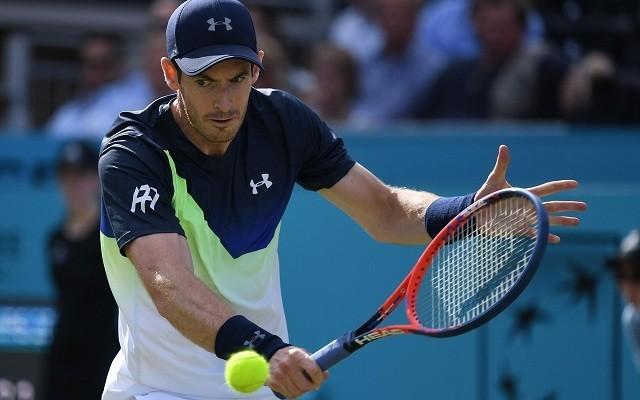 A vesztes meccs ellenére jól sikerült Murray visszatérése. - Fotó: ATP
