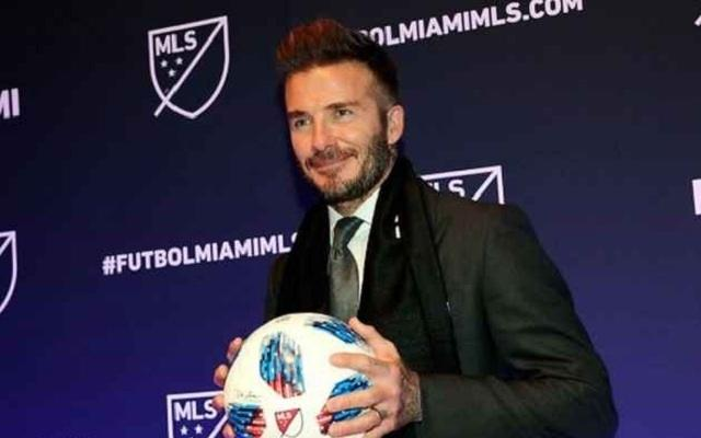 Beckham döntőbe várja az angolokat. - Fotó: outlookindia.com