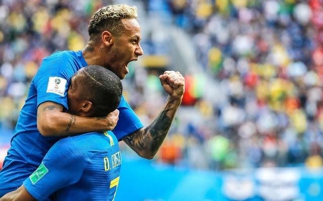 Még pénzünk dupláját sem hozza vissza egy Neymar-gól Szerbia ellen. - Fotó: Twitter