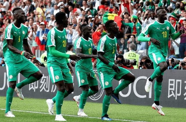Akár már vasárnap továbbjuthat Szenegál. - Fotó: Twitter