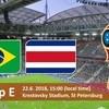 Kombinált fogadással próbálkozunk a brazilok meccsén