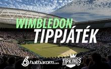 Wimbledoni tippjátékunkban is győztest avatunk