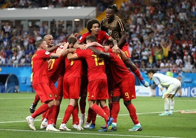A belgák utolsó másodperces gólja nem az első volt a vb-n / Fotó: fifa.com