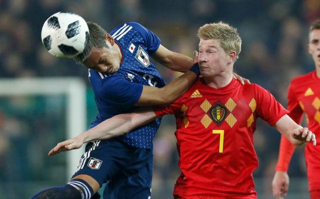 De Bruyne eddig nem sokat mutatott, lehet ma az ő napja lesz? fotó: Sportpesanews